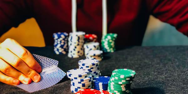 Cara Menghidupkan Stack Dalam di Poker